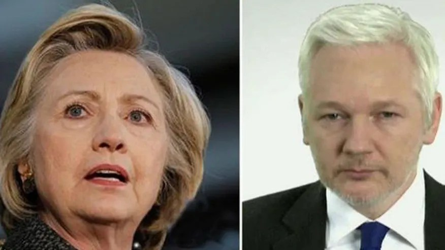 WikiLeaks to release documents connected to Clinton Campaign