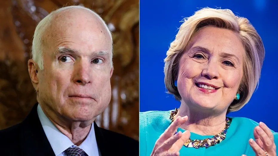 rizona Sen. John McCain has blasted Hillary Clinton's post-election loss book in an interview with Esquire magazine published Monday.