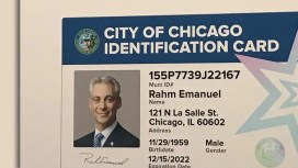 Chicago Mayor Rahm Emanuel has officially unveiled his city's new ID program.