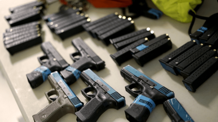The Government Accountability Office said they were largely unsuccessful in attempting to illegally purchase guns online.