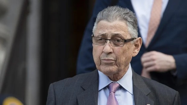 Former New York Assembly Speaker Sheldon Silver, seen leaving federal court, was convicted Friday on public corruption charges.