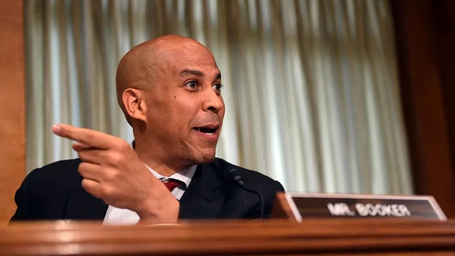 Image result for photos cory booker