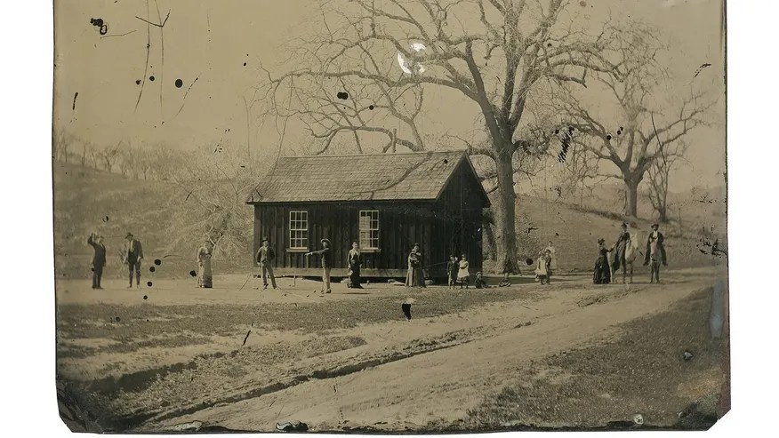 Billy the Kid tintype authenticated by Americana expert and coin dealer Kagin's (Kagin's).