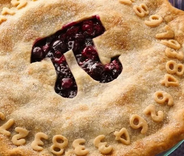 Pillsbury Even Created Its Own Pi Day Pie Posting The Recipe On Its
