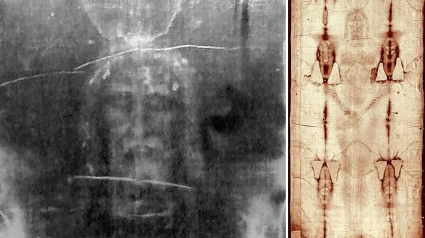 Bloodstains on Shroud of Turin are probably fake, experts