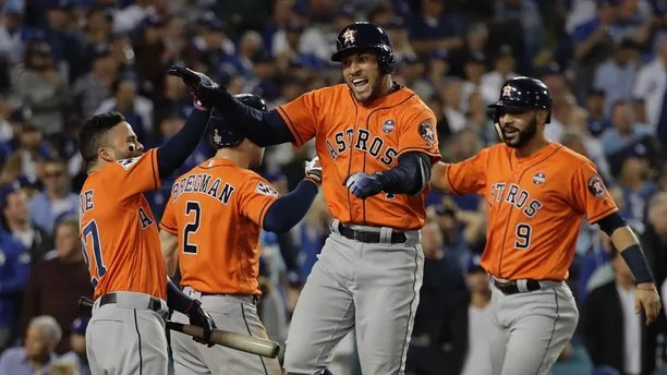 Astros Win First World Series In Franchise History Defeat