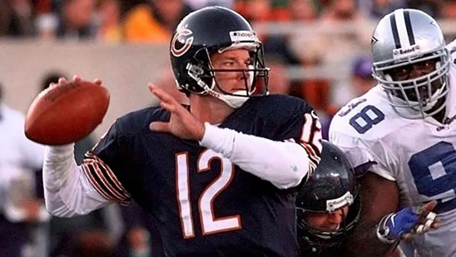 Former NFL quarterback Erik Kramer was charged with an offense against his wife following an incident in June at his home.