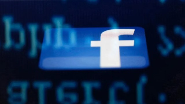 Facebook was down for many users Wednesday - illustration file picture. (REUTERS/Dado Ruvic)