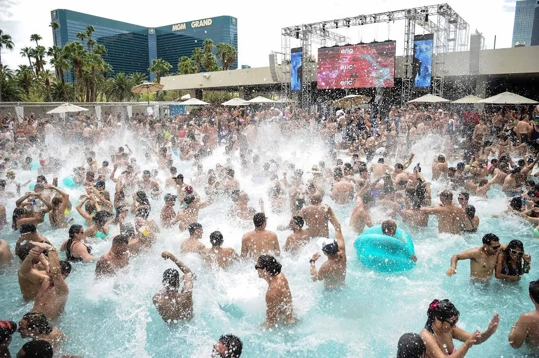The top 11 adultonly pools in Las Vegas  Fox News