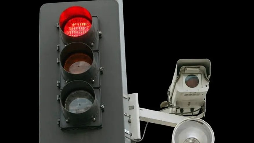 Red light camera companies in Arizona violating private