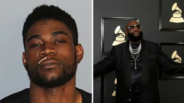 Cedric Miller told police he robbed a Memphis Wingstop to impress rapper Rick Ross.