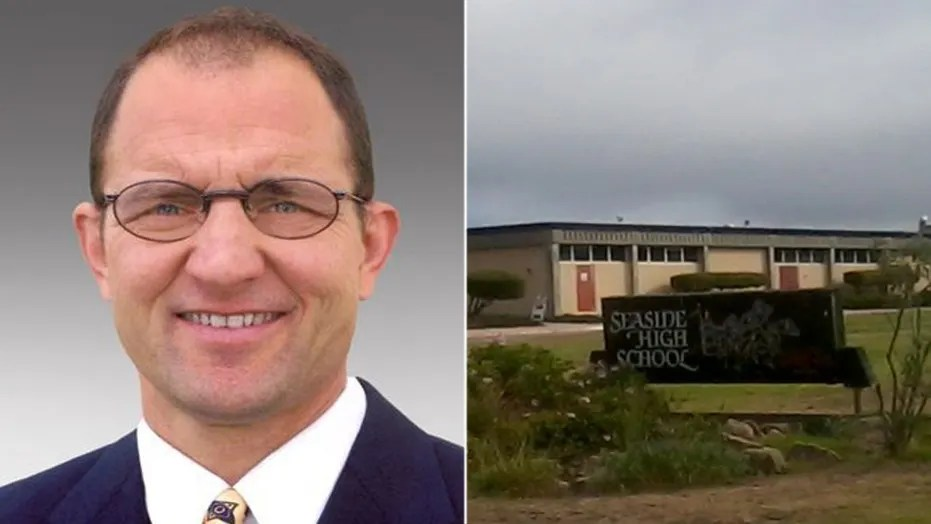 Dennis Alexander, a teacher at Seaside High School in California and a reserve officer with the Sand City Police Department, has been placed on administration leave after accidentally firing his gun in during a class and reportedly injuring three students.