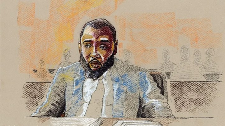"""Mohammed Jabbateh, 51, known as feared commander """"Jungle Jabbah,"""" was sentenced to 30 years for lying in his immigration papers to the U.S."""