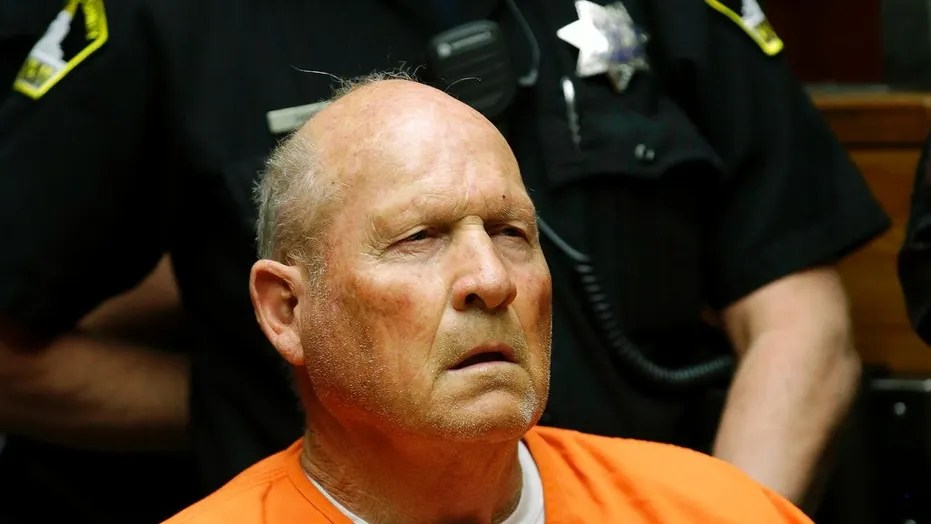 Golden State Killer Suspect Makes First Court Appearance
