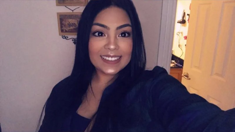 Marisol Espitia, 21, who was put on life support after falling from a moving SUV, has died.