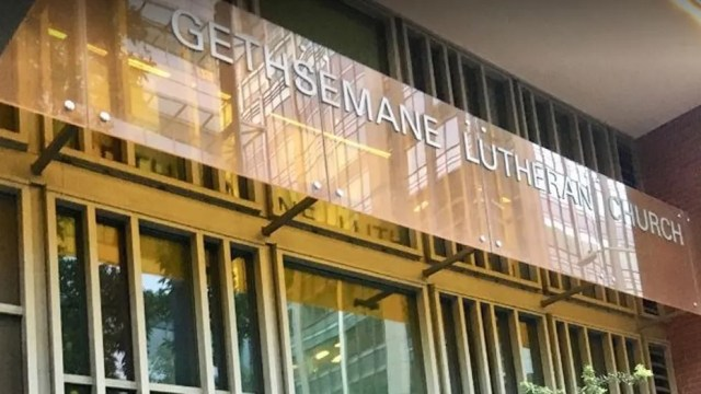 Gethsemane Lutheran Church has provided refuge for Jose Robles, an undocumented immigrant who was supposed to be deported Thursday, reports said.