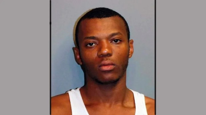 Jeffrey Sumpter, a 21-year-old of Bridgeport, Connecticut, was convicted of felony first-degree assault, and was sentenced at a Stamford courthouse on Monday to 18 months in jail. He was assaulted by three juveniles while at work, and will serve time in jail for stabbing an attacker. (Norwalk Police Department)