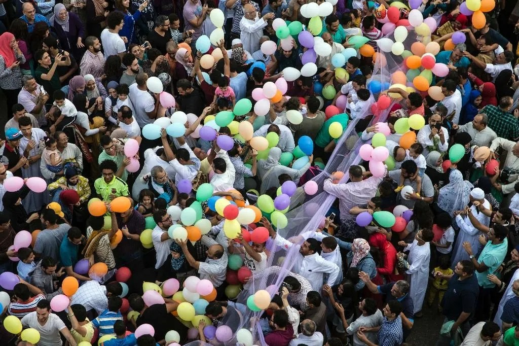 AP PHOTOS Muslims mark start of Eid alAdha holiday Fox