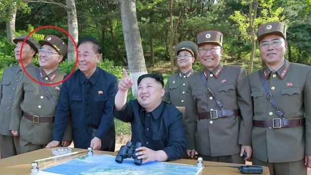 North Korean leader Kim Jong Un inspects the intermediate-range ballistic missile Pukguksong-2's launch test in this undated photo released by North Korea's Korean Central News Agency (KCNA) May 22, 2017. KCNA/via REUTERS ATTENTION EDITORS - THIS IMAGE WAS PROVIDED BY A THIRD PARTY. EDITORIAL USE ONLY. REUTERS IS UNABLE TO INDEPENDENTLY VERIFY THIS IMAGE. NO THIRD PARTY SALES. SOUTH KOREA OUT.      TPX IMAGES OF THE DAY - RC15563BBDC0