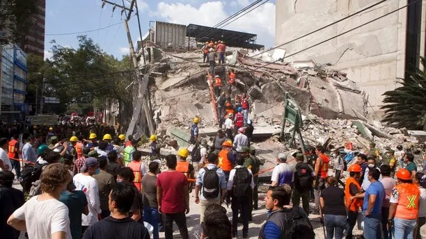 Image result for mexico earthquake