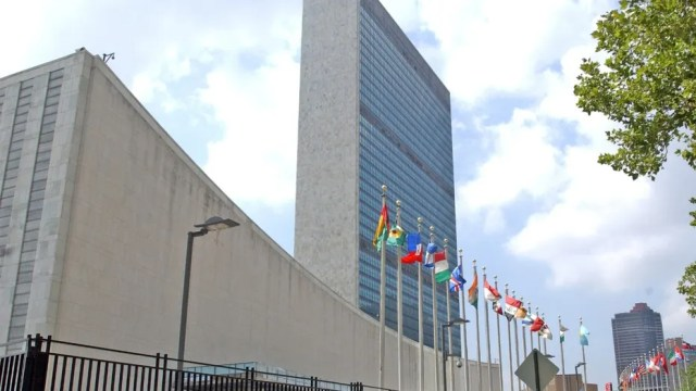 The United Nations headquarters in New York City hosted the annual U.N. General Assembly this week.