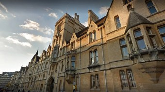 Christian group at Oxford University banned from fair out of fear it would 'alienate' students