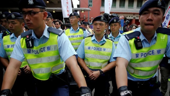 Police in China arrested a man attending a concert thanks to facial recognition technology in security cameras.