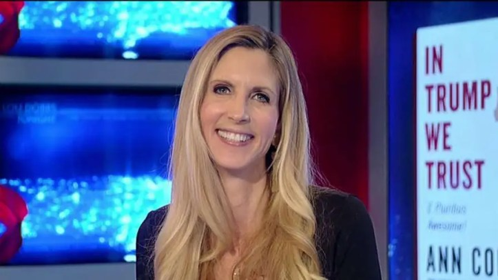 Political commentator Ann Coulter on the Berkeley speech controversy and President Trump's agenda.
