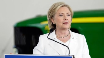Clinton laments how Benghazi tragedy hurt her politically