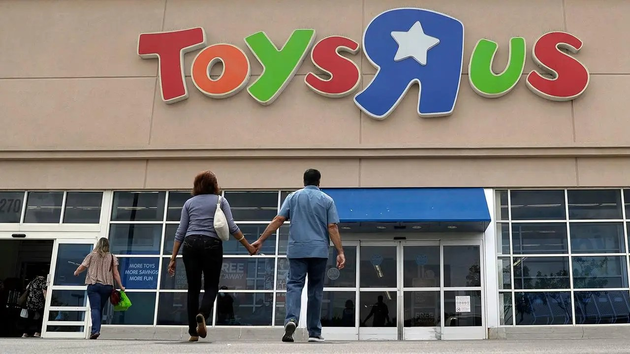 Amazon Could Buy Toys R Us Stores Report Fox Business