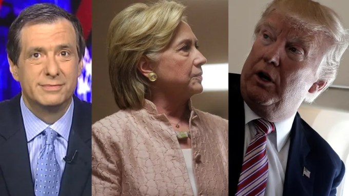 'MediaBuzz' host Howard Kurtz weighs in on the media's attempts to say Donald Trump is easily handing the election to Hillary Clinton, but who is the real candidate who is choking?