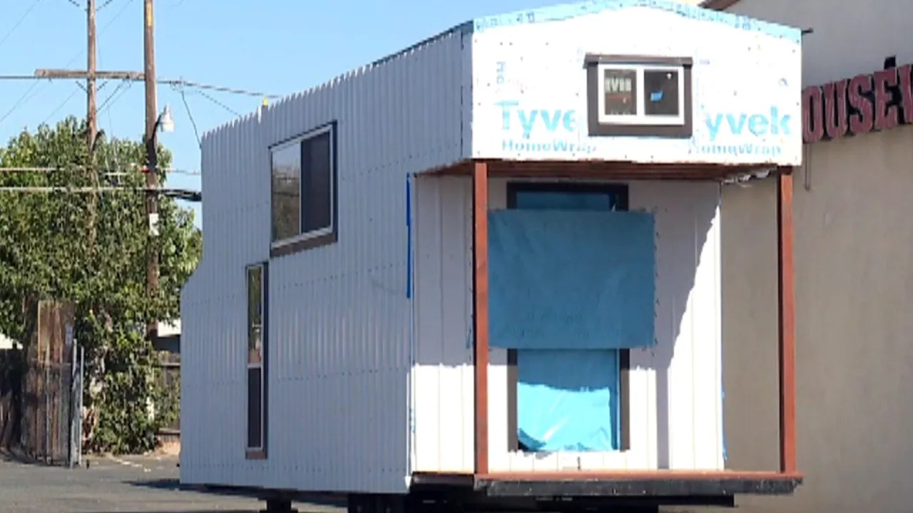 Tiny House Reported Stolen In California Fox News
