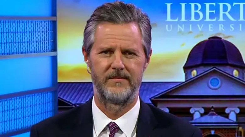 Image result for jerry falwell jr