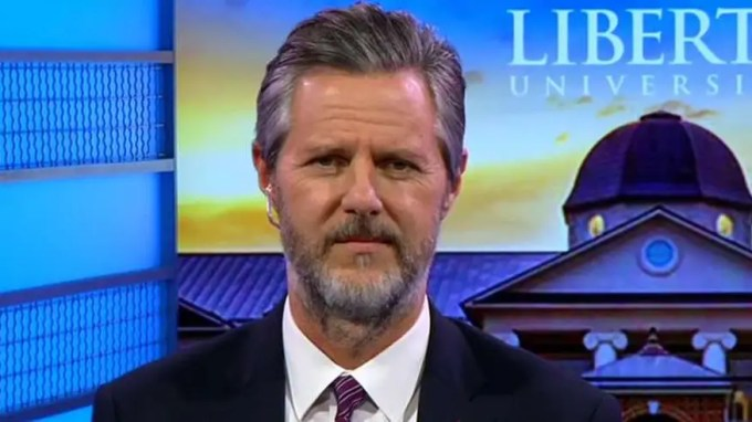 Liberty University president goes on 'Hannity' to explain his position