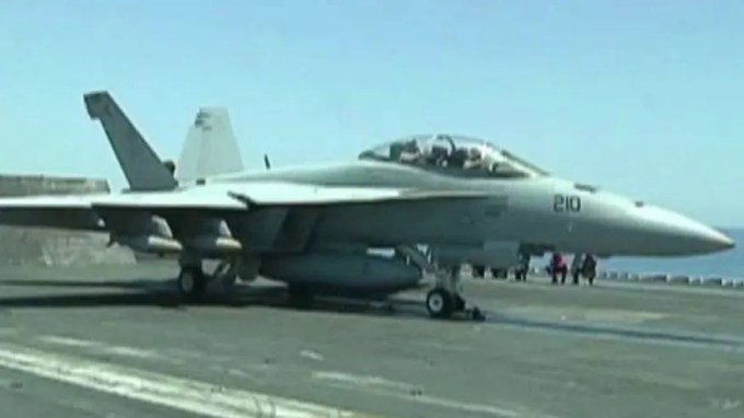 A Fox News investigation reveals the U.S. military saw a 48 percent increase in on-combat aviation crashes between 2014-2015; Lucas Tomlinson has the exclusive for 'Special Report'