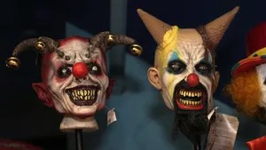 As the creepy clown craze grows and tensions rise across US with Halloween around the corner, concerned citizens call for lethal action while some urge calm