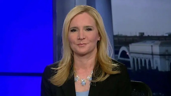 AB Stoddard says Trump is just a man on his own.