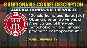 Cornell student's comments on 'Fox & Friends' about her school's liberal bias led to severe harassment