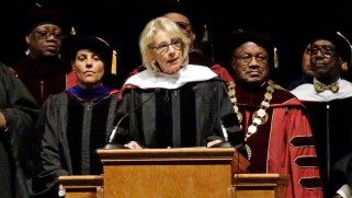 Betsy DeVos booed during graduation address in Florida