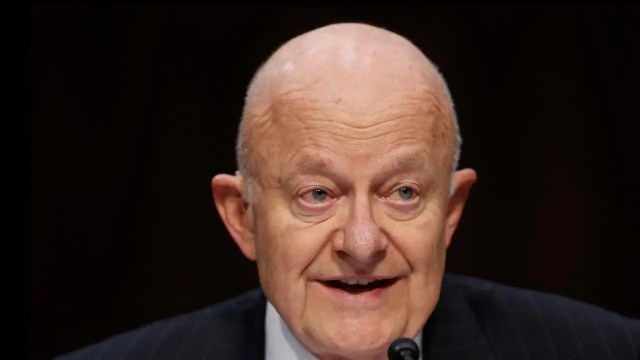 Clapper: Government 'under assault' by Trump after Comey firing
