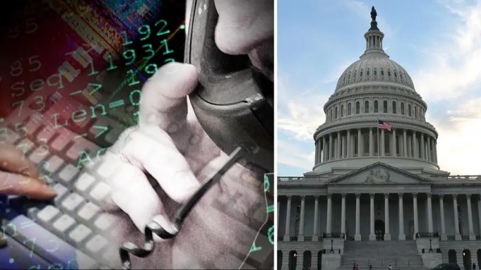 Senate Judiciary Committee holds hearing on extending laws that authorize spying; chief intelligence correspondent Catherine Herridge reports from Washington