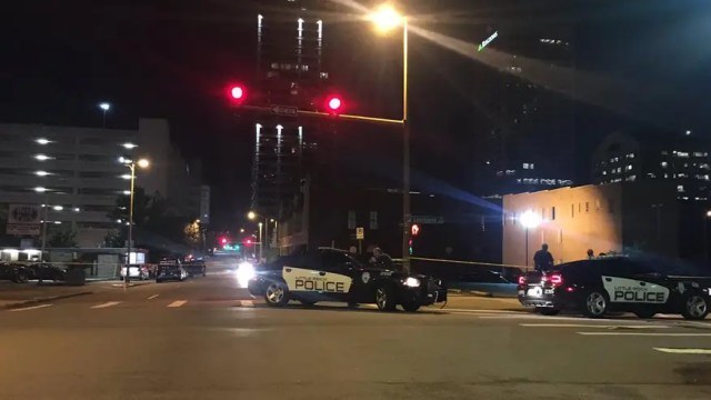 Gunman opens fire at night club in Little Rock, AR
