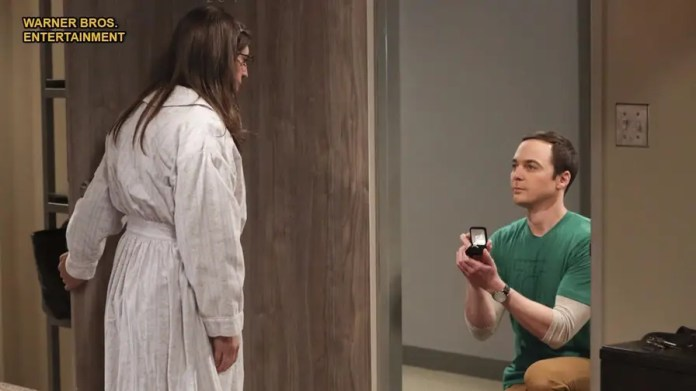 Fox411: A teaser for the new season of 'The Big Bang Theory' features a little glimpse into the resolution of Sheldon's now-infamous cliffhanger proposal from Season 10