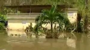 Steve Harrigan reports on Hurricane Maria response, flooding damage
