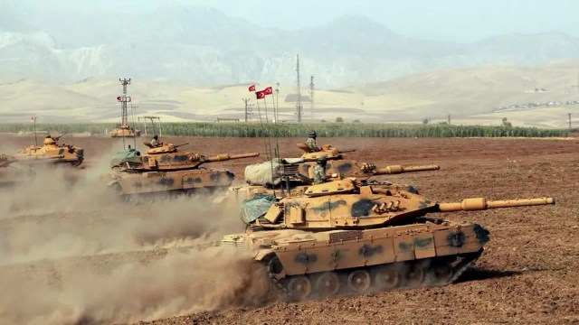 Neighboring countries threaten economic and military responses; Benjamin Hall reports from Irbil
