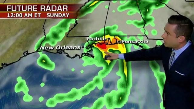 Meteorologist Adam Klotz shares the latest forecast.