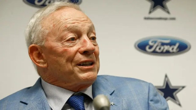Cowboys owner insists his players will stand for the national anthem or they won't play.