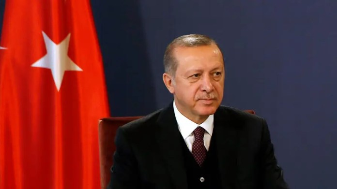 The State Department stopped considering visa applications from Turkish citizens and Turkey retaliated by announcing the same for Americans traveling to Turkey; Rich Edson explains on 'Special Report.'
