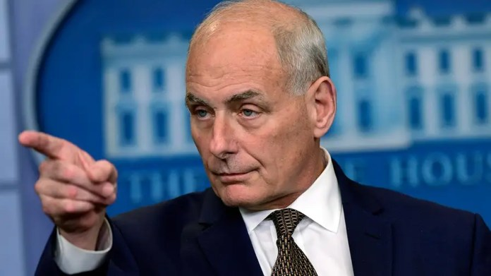 White House chief of staff ups the ante over a diplomatic riff with Cuba; Rich Edson reports from the State Department.