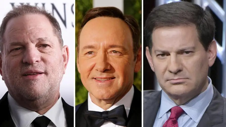 Revelations of sexual assault and harassment by powerful Hollywood producer Harvey Weinstein have prompted more women to go public with their experiences of men exploiting positions of power. Now, some of the powerful men are being held accountable. Watch the video to find out who's facing serious consequences.